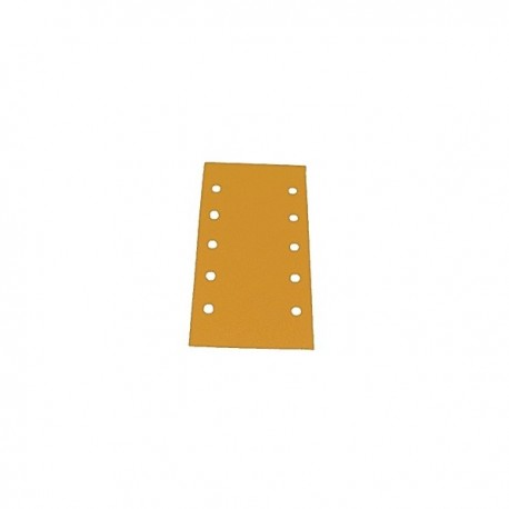 GOLD Rectangulaire 81x133 - 8 Trous