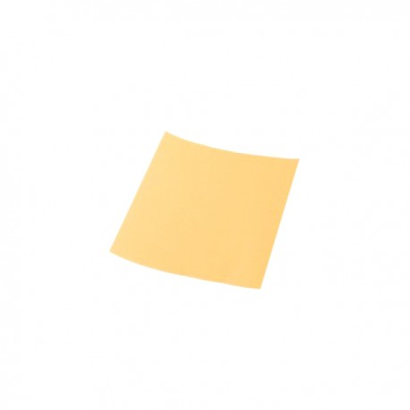 GOLD Rectangulaire 230x280 - Feuille